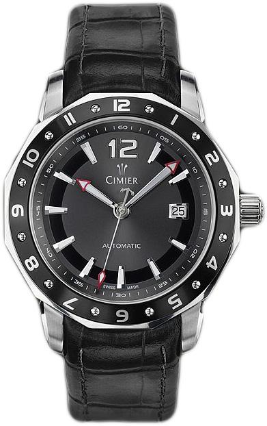 Купить Швейцарские часы Cimier Seven Seas Blue Marlin 6198-SS021