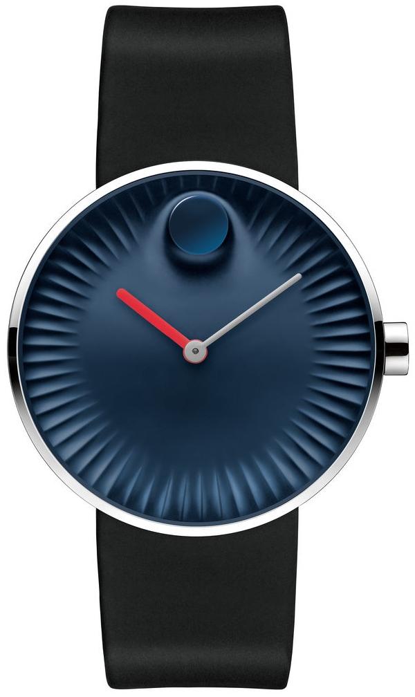 Movado Edge 3680004Наручные часы<br>Швейцарские часы Movado Edge 3680004<br><br>Пол: Мужские<br>Страна-производитель: Швейцария<br>Механизм: Кварцевый<br>Материал корпуса: Сталь<br>Материал ремня/браслета: Силикон<br>Водозащита, диапазон: None<br>Стекло: Сапфировое<br>Толщина корпуса: None<br>Стиль: None