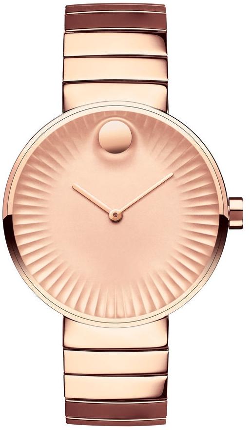 Movado Edge 3680013Наручные часы<br>Швейцарские часы Movado Edge 3680013<br><br>Пол: Женские<br>Страна-производитель: Швейцария<br>Механизм: Кварцевый<br>Материал корпуса: Сталь<br>Материал ремня/браслета: Сталь<br>Водозащита, диапазон: None<br>Стекло: Сапфировое<br>Толщина корпуса: None<br>Стиль: None