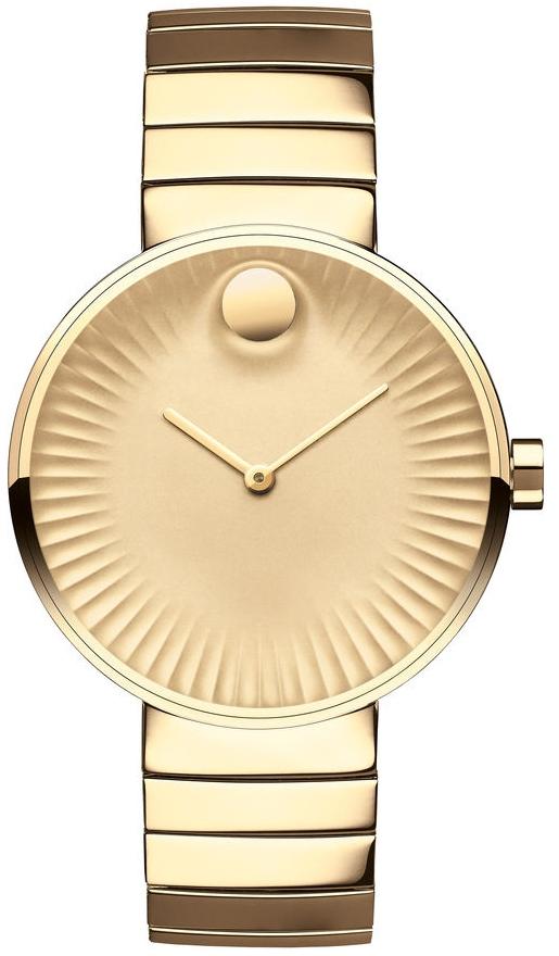 Movado Edge 3680014Наручные часы<br>Швейцарские часы Movado Edge 3680014<br><br>Пол: Женские<br>Страна-производитель: Швейцария<br>Механизм: Кварцевый<br>Материал корпуса: Сталь<br>Материал ремня/браслета: Сталь<br>Водозащита, диапазон: None<br>Стекло: Сапфировое<br>Толщина корпуса: None<br>Стиль: None