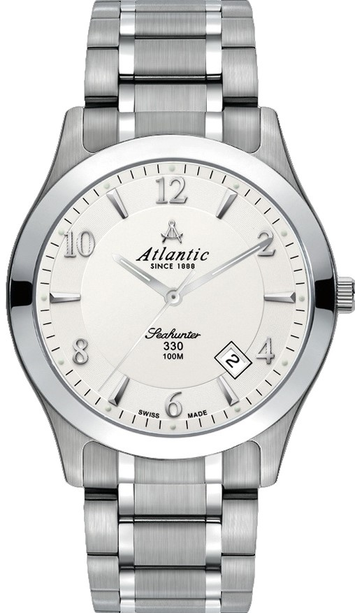 Atlantic Seahunter 71365.11.25Наручные часы<br>Швейцарские часы Atlantic Seahunter 71365.11.25<br><br>Пол: Мужские<br>Страна-производитель: Швейцария<br>Механизм: Кварцевый<br>Материал корпуса: Титан<br>Материал ремня/браслета: Титан<br>Водозащита, диапазон: 100 - 150 м<br>Стекло: Сапфировое<br>Толщина корпуса: 9 мм<br>Стиль: Классика