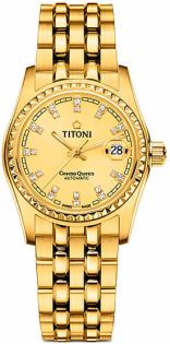 Titoni Cosmo Queen 729-G-306