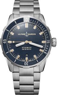 Ulysse Nardin Diver 8163-175-7М/93