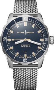 Ulysse Nardin Diver 8163-175-7MIL/93