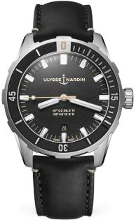Ulysse Nardin Diver 8163-175/92