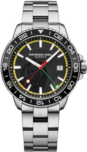 Raymond Weil Tango GMT Bob Marley Limited Edition 8280-ST1-BMY18
