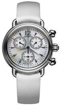 Aerowatch 82905 AA10Наручные часы<br>Швейцарские часы Aerowatch1942 Chrono Lady82905 AA10<br><br>Для кого?: Женские<br>Страна-производитель: Швейцария<br>Механизм: Кварцевый<br>Материал корпуса: Сталь<br>Материал ремня/браслета: Кожа<br>Водозащита, диапазон: 20 - 100 м<br>Стекло: Сапфировое<br>Толщина корпуса: None<br>Стиль: Мода