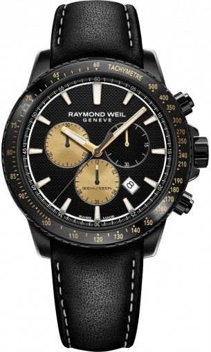 Raymond Weil Tango Marshall Amplification Limited Edition 8570-BKC-MARS1