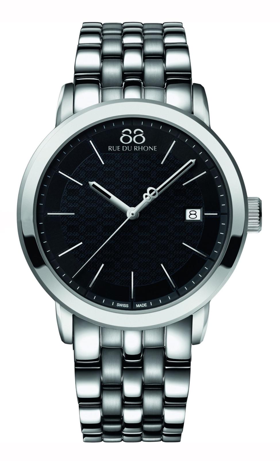 Купить Швейцарские часы 88 Rue Du Rhone Blue Zian 87WA140001