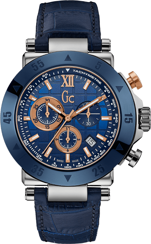 Gc Sport Chic X90013G7SНаручные часы<br>Швейцарские часы Gc Sport Chic X90013G7S<br><br>Пол: Мужские<br>Страна-производитель: Швейцария<br>Механизм: Кварцевый<br>Материал корпуса: Сталь<br>Материал ремня/браслета: Кожа<br>Водозащита, диапазон: None<br>Стекло: Сапфировое<br>Толщина корпуса: 12,2 мм<br>Стиль: None