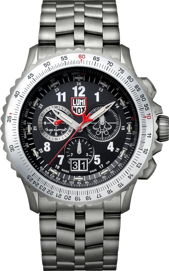 Купить Швейцарские часы Luminox F-22 Raptor 9240 Series XA.9241.M