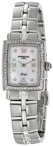 Raymond Weil Parsifal 9741-STS-00995Наручные часы<br>Швейцарские часы Raymond Weil Parsifal 9741-STS-00995Модель входит в коллекцию Parsifal. Это настоящие мужские часы. Материал корпуса часов — сталь. Циферблат часов защищает минеральное стекло. Часы этой модели обладают водозащитой 30 м. Цвет циферблата - серый. Циферблат модели содержит часы, минуты. Диаметр корпуса часов составляет 20х32мм. Модель украшена бриллиантами.<br><br>Пол: Мужские<br>Страна-производитель: Швейцария<br>Механизм: Кварцевый<br>Материал корпуса: Сталь<br>Материал ремня/браслета: Сталь<br>Водозащита, диапазон: 20 - 100 м<br>Стекло: Минеральное<br>Толщина корпуса: None<br>Стиль: Классика