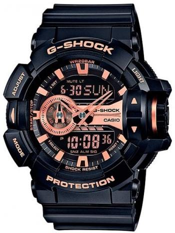 Casio G-shock G-Specials GA-400GB-1A4Наручные часы<br>Японские часы Casio G-shock G-Specials GA-400GB-1A4<br><br>Пол: Мужские<br>Страна-производитель: Япония<br>Механизм: Кварцевый<br>Материал корпуса: Пластик<br>Материал ремня/браслета: Каучук<br>Водозащита, диапазон: None<br>Стекло: Минеральное<br>Толщина корпуса: 18,3 мм<br>Стиль: None