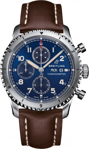Breitling Aviator 8 Chronograph 43 A13316101C1X2