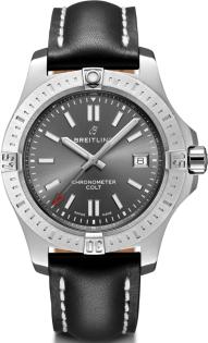 Швейцарские часы Breitling Chronomat Colt Automatic 41 A17313101F1X1