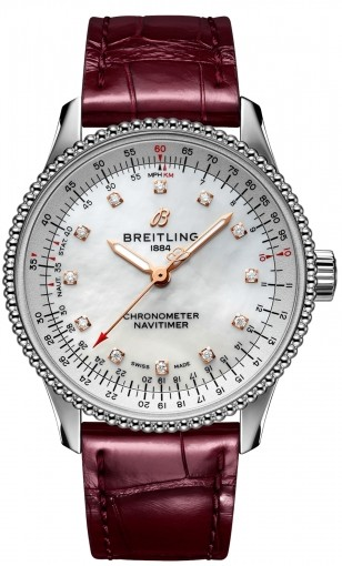 Breitling Navitimer Automatic 35 A17395211A1P2