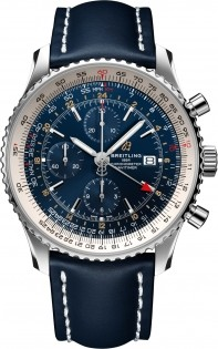 Breitling Navitimer Chronograph GMT 46 A24322121C2X2