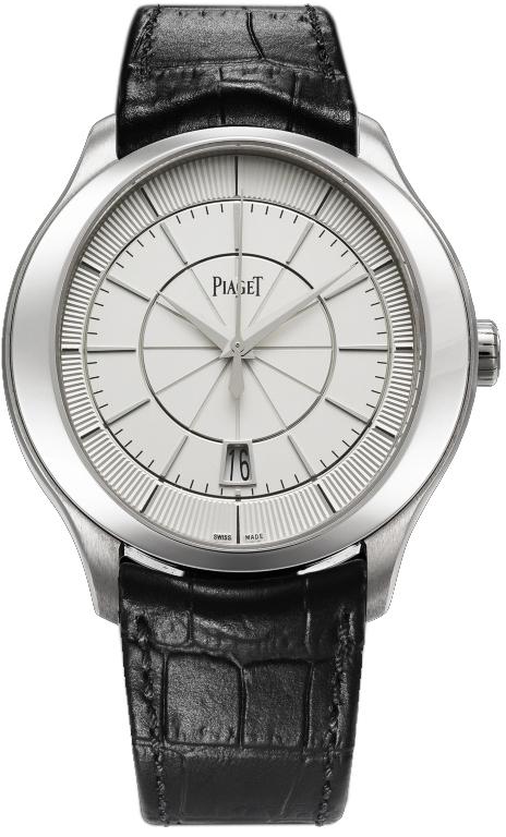 Piaget Piaget Gouverneur G0A38110Наручные часы<br>Швейцарские часы Piaget Piaget Gouverneur G0A38110<br><br>Пол: Мужские<br>Страна-производитель: Швейцария<br>Механизм: Механический<br>Материал корпуса: Белое золото 18К<br>Материал ремня/браслета: Кожа<br>Водозащита, диапазон: 20 - 100 м<br>Стекло: Сапфировое<br>Толщина корпуса: None<br>Стиль: Классика
