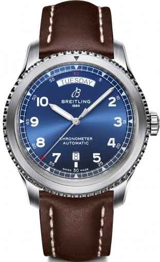 Breitling Aviator 8 Automatic Day & Date 41 A45330101C1X4