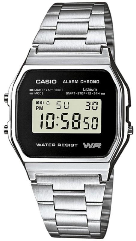 Купить Японские часы Casio A-158WEA-1E