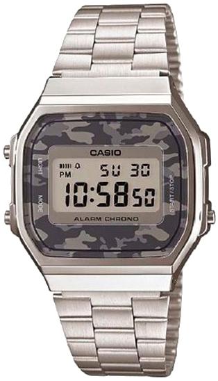 Купить Японские часы Casio A-168WEC-1E