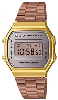 Купить Японские часы Casio Standard A-168WECM-5E