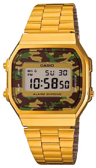 Купить Японские часы Casio A-168WEGC-3E