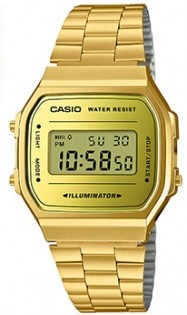 Casio Standard A-168WEGM-9E