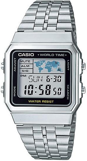 Купить Японские часы Casio A-500WEA-1E