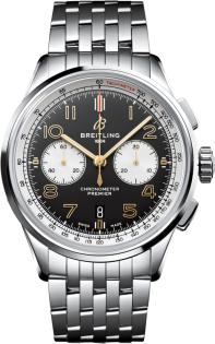 Breitling Premier B01 Chronograph 42 Norton Edition AB0118A21B1A1