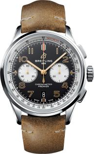 Breitling Premier B01 Chronograph 42 Norton Edition AB0118A21B1X2