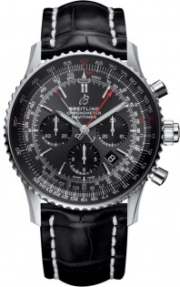 Breitling Navitimer 1 B03 Chronograph Rattrapante 45 Boutique Edition AB03102A1F1P1