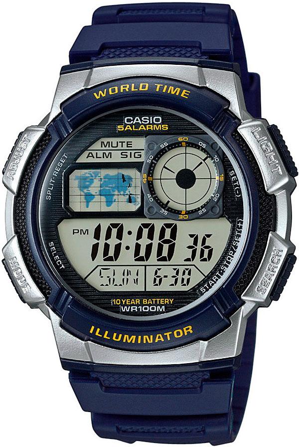 Купить Японские часы Casio AE-1000W-2A