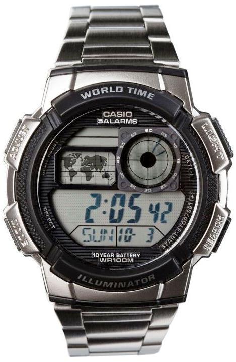 Купить Японские часы Casio AE-1000WD-1A