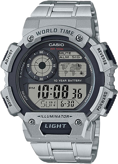 Купить Японские часы Casio AE-1400WHD-1A