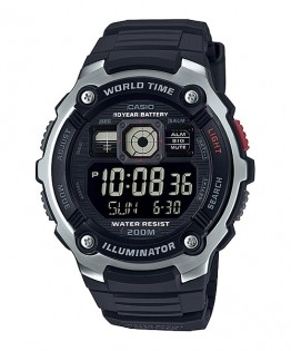 Casio Standard AE-2000W-1B