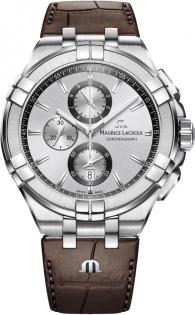 Maurice Lacroix Aikon Chronograph AI1018-SS001-130-1