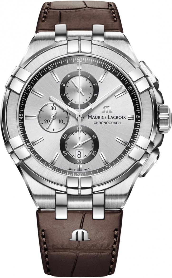 Maurice Lacroix Aikon Chronograph AI1018-SS001-130-1 от Maurice Lacroix