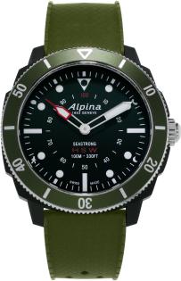 Alpina Seastrong Horological Smartwatch AL-282LBGR4V6