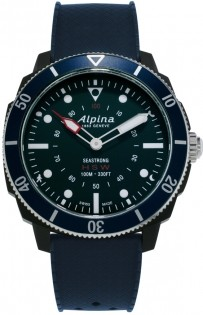 Alpina Seastrong Horological Smartwatch AL-282LNN4V6