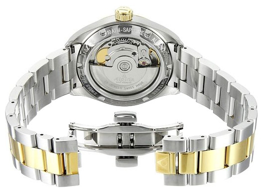 Alpina AL-525STD2CD3BНаручные часы<br>Швейцарские часыAlpinaComtesse AutomaticAL-525STD2CD3B<br><br>Пол: Женские<br>Страна-производитель: Швейцария<br>Механизм: Механический<br>Материал корпуса: Сталь<br>Материал ремня/браслета: Сталь<br>Водозащита, диапазон: 20 - 100 м<br>Стекло: Сапфировое<br>Толщина корпуса: None<br>Стиль: Мода