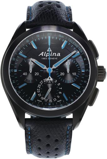 Alpina Alpiner Manufacture 4 AL-760BN5FBAQ6