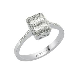 Кольцо MOSTAR jewellery ALYOB58-YZ