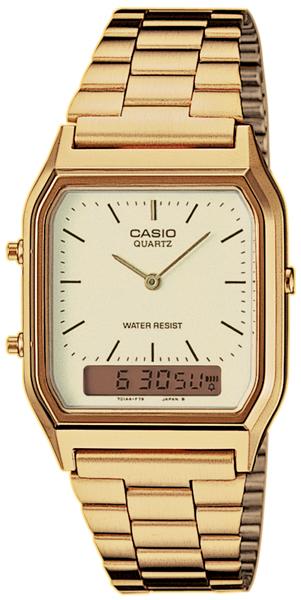 Купить Японские часы Casio AQ-230GA-9D