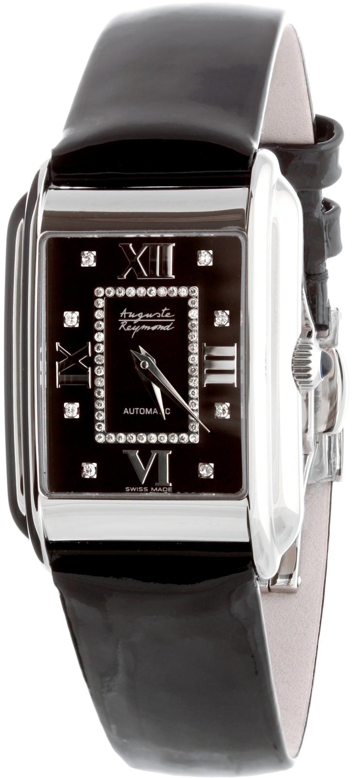 Auguste Reymond Charleston AR64006D3/53E0.6.238.2Наручные часы<br>Швейцарские часы Auguste Reymond Charleston AR64006D3/53E0.6.238.2<br><br>Пол: Женские<br>Страна-производитель: Швейцария<br>Механизм: Механический<br>Материал корпуса: Сталь<br>Материал ремня/браслета: Кожа<br>Водозащита, диапазон: None<br>Стекло: Сапфировое<br>Толщина корпуса: 9,7 мм<br>Стиль: None