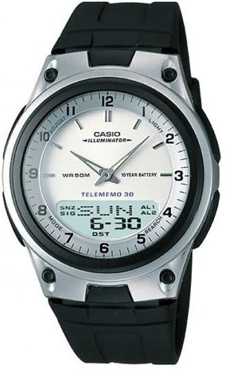 Купить Японские часы Casio AW-80-7A