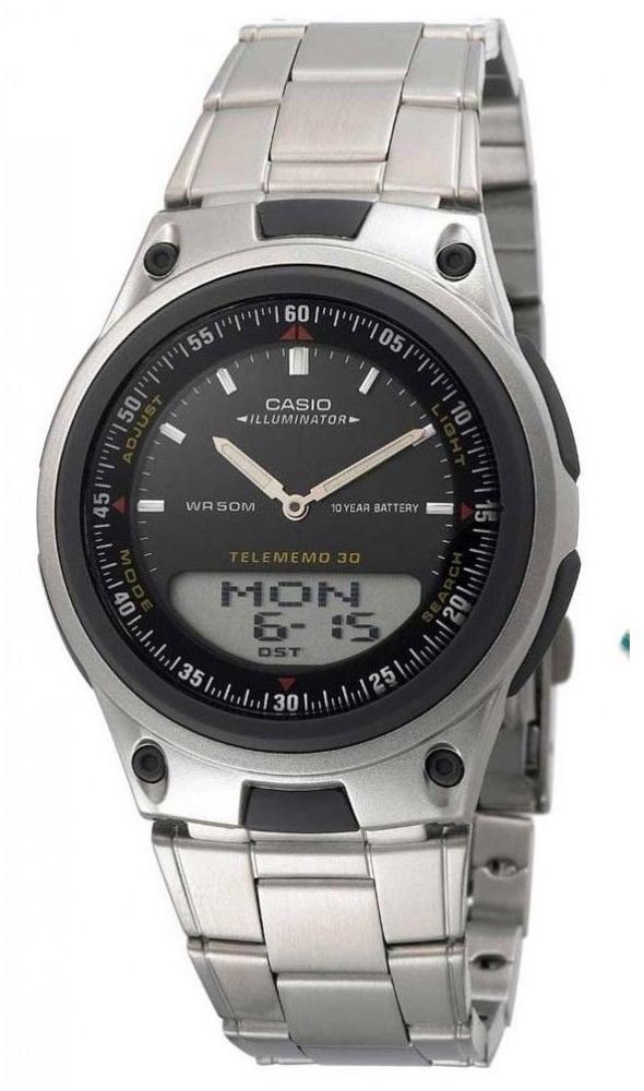 Купить Японские часы Casio AW-80D-1A