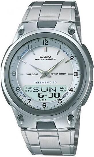 Купить Японские часы Casio AW-80D-7A
