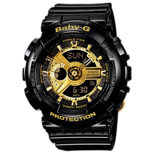 Купить Японские часы Casio Baby-G BA-110-1A