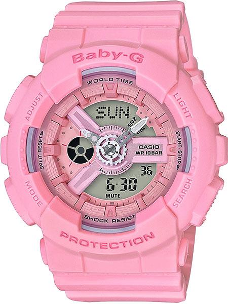 Купить Японские часы Casio Baby-G BA-110-4A1